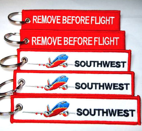 Southwest-Remove Before Flight(Old Logo)