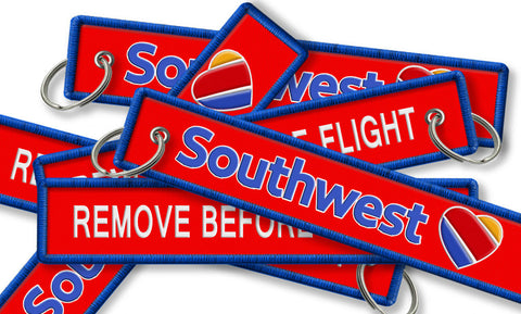 Southwest-Remove Before Flight