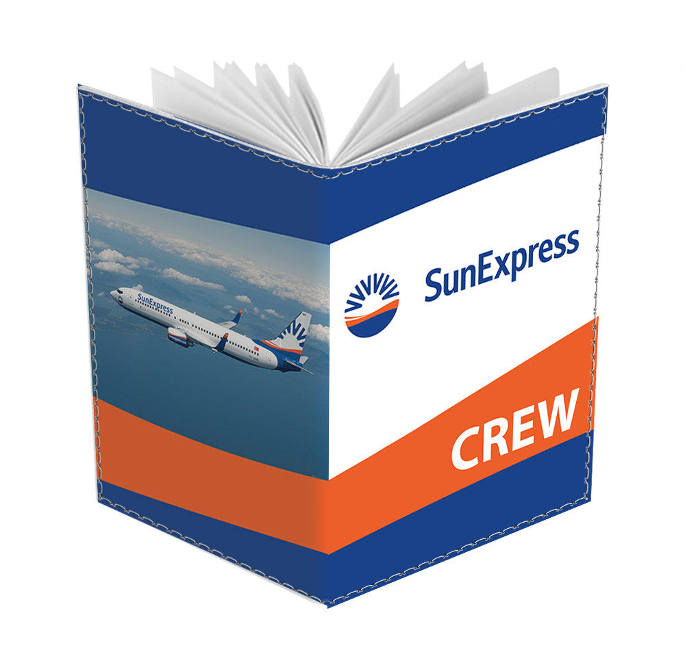 SunExpress CREW - Passport Cover