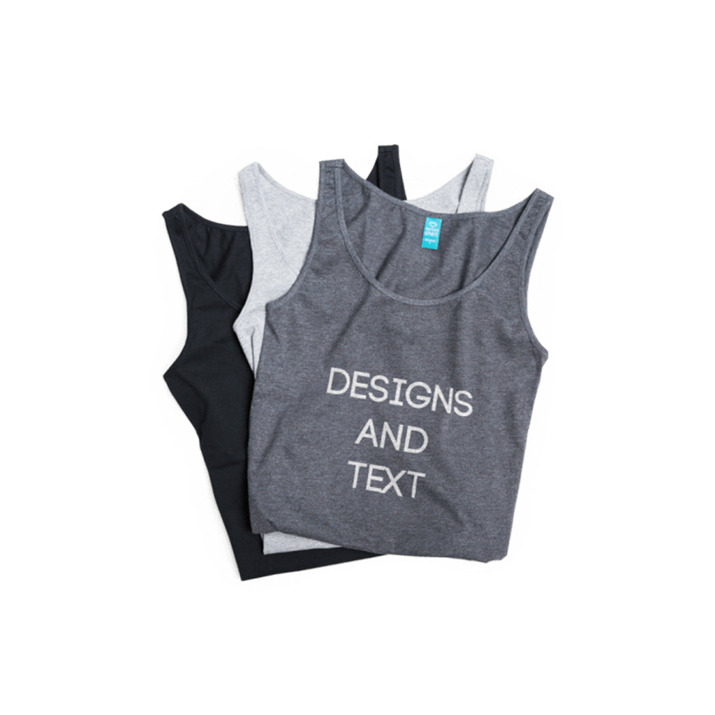 Design Your Own Men's Tank Top