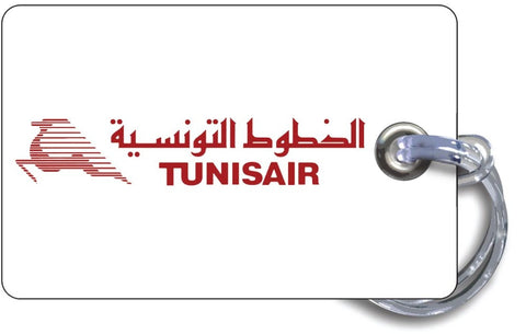 Tunisair Logo-White Background