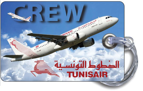 Tunisair Skyscape