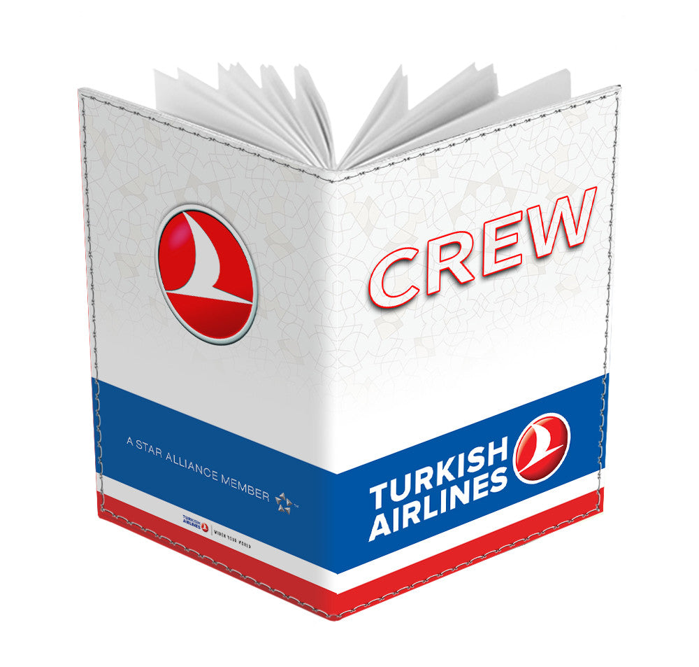 Turkish Airlines CREW-Passport Cover