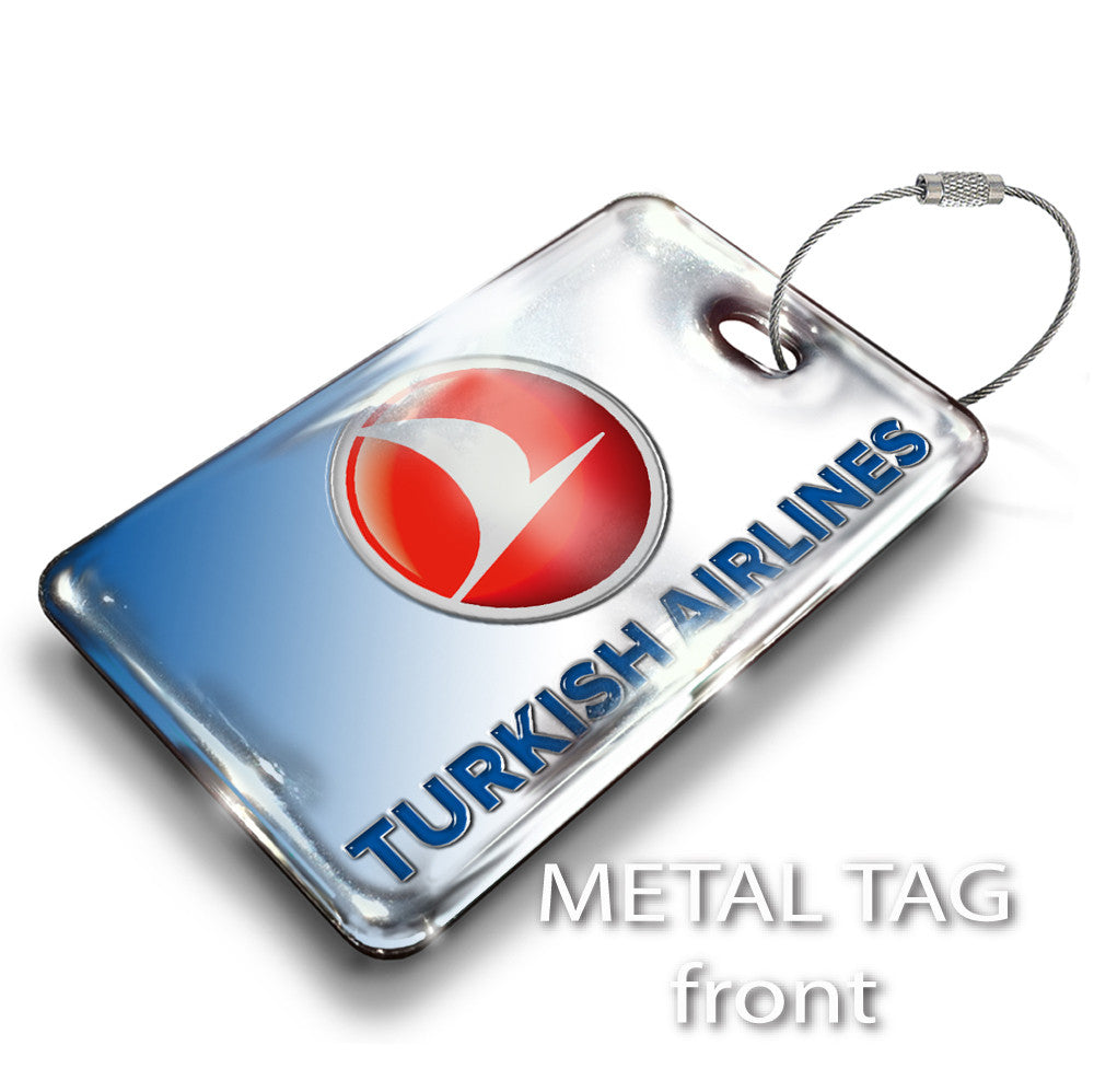 Turkish Airlines Logo White