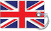 UK-Union Jack Flag