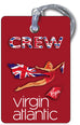 Virgin Atlantic Flying Lady RED