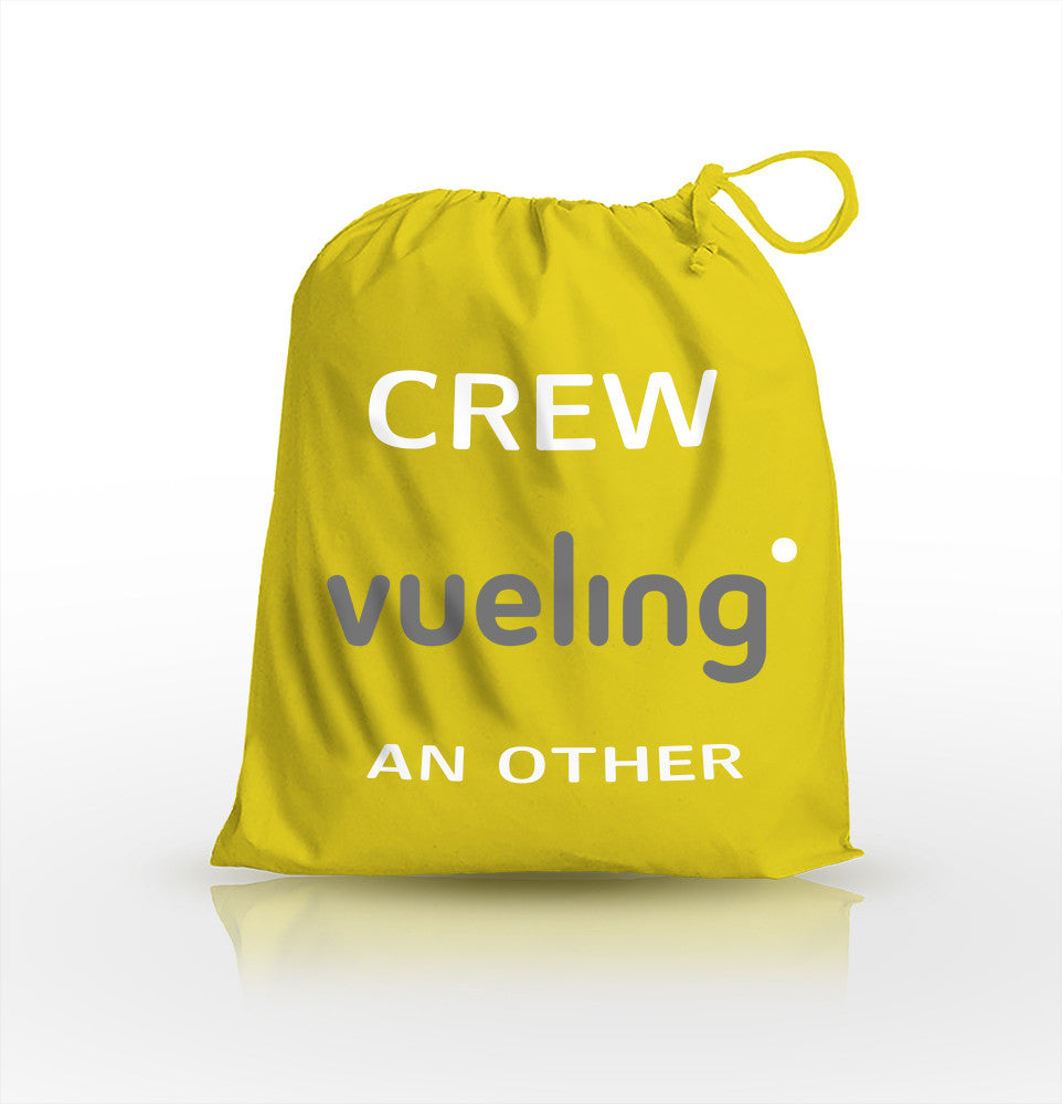Vueling Crew-Personalised Shoe Bag