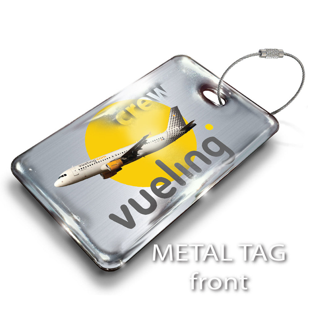 Vueling Picture 2 A320-Base Tags