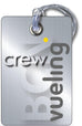 Vueling Portrait 2-Base Tags
