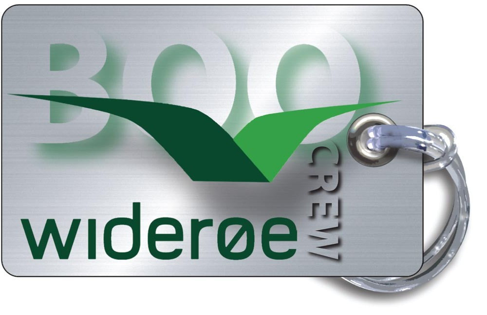 Wideroe Landscape Steel Effect