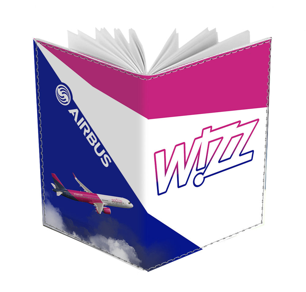 WIZZAIR - NEW Logo - Passport Cover