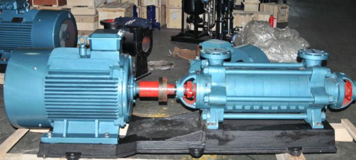 Horizontal Multi-Stage Centrifugal Pump D DG