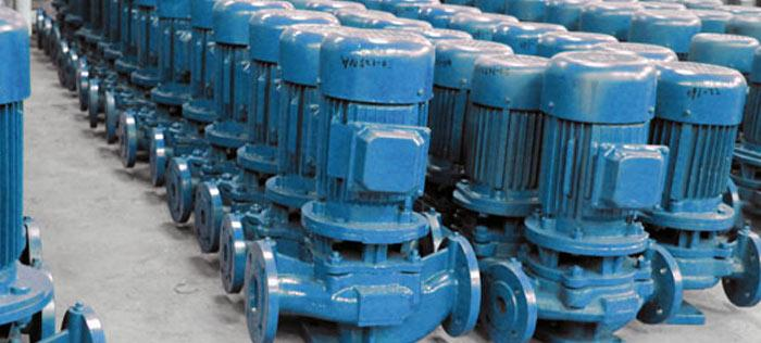 Vertical High Building Water Supply Pump LG