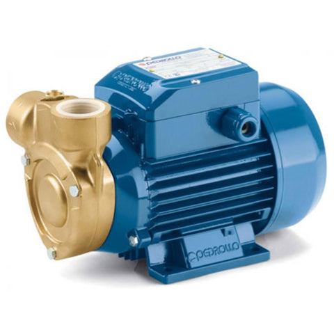 Pedrollo PQ 60-Bs Brass End Suction Peripheral Pump 400v