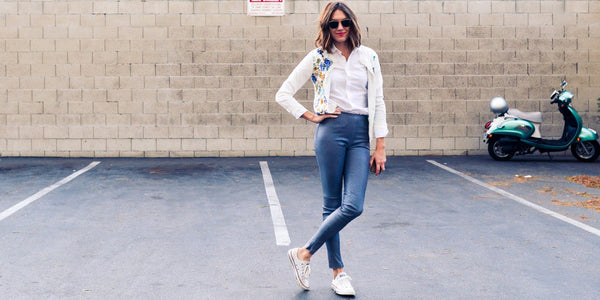 4 Tips for Wearing Jeggings