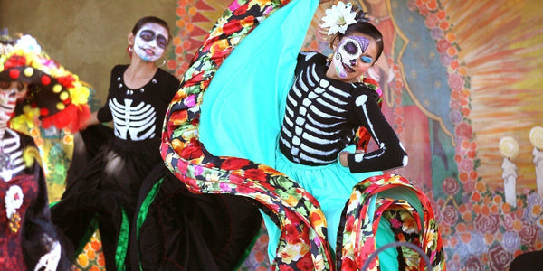 Day Of The Dead Fashion | Stylish Sugar Skull Outfits