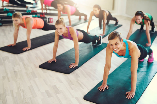 The Health Benefits of Aerobic Exercises