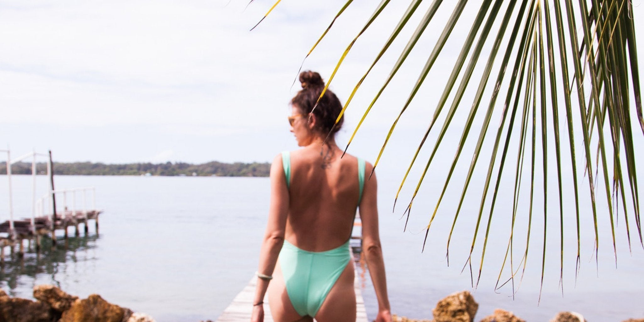 How to Wear Your One-Piece Swimsuit as a Bodysuit