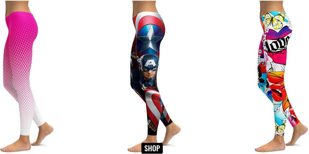 Best Selling GearBunch Leggings 3