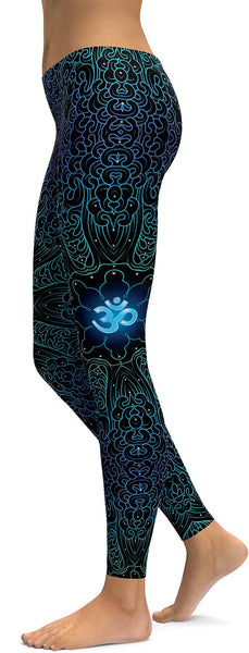 Dreamy OM Leggings