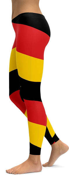 German Flag Leggings