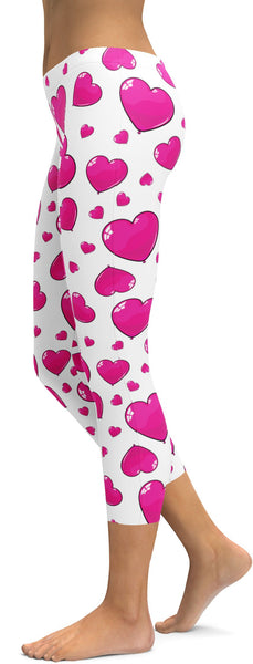 Valentine's Day Leggings.  DON'T FORGET THAT SPECIAL SOMEONE!