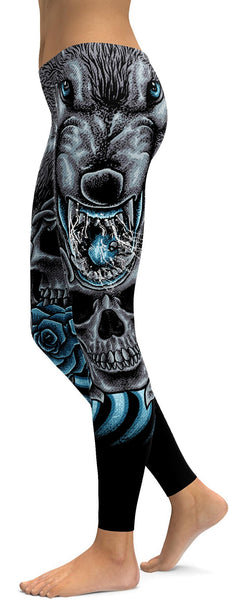 Mad Wolf Leggings