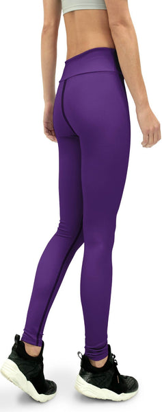 top-rated real prevalent incredible prices Solid Deep Purple Yoga Pants