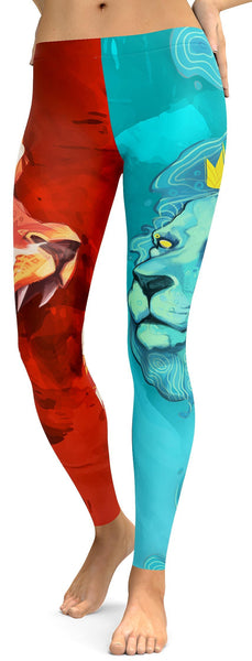 Water & Fire Leggings