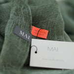 NEW | 100% Handmade Cotton Linen | Crisp Cotton - Mai Official