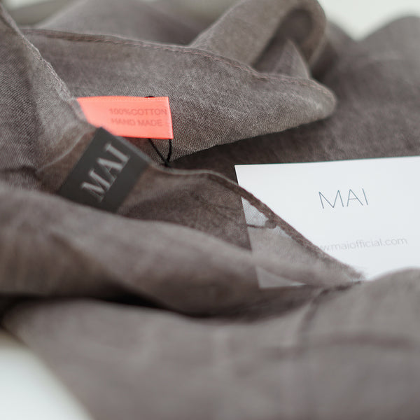 100% Handmade Cotton Linen | Mixed Sherbet - Mai Official
