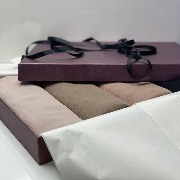 Summer 2020 | Exclusive Premium Crinkle Chiffon Gift Set