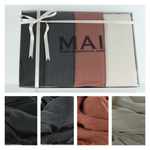 Boxed Mode Cotton Modal Hijab Collection - The Perfect Gift Box