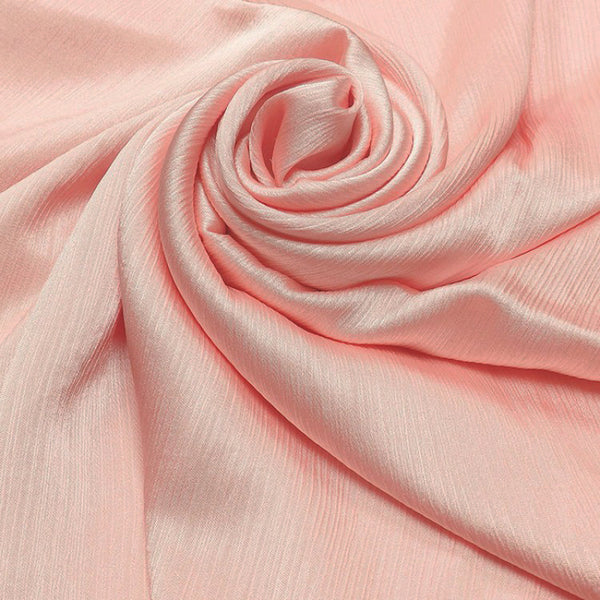 Fine Pleated 100% Satin Collection