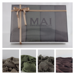 Boxed Earth Cotton Modal Hijab Collection - The Perfect Gift Box
