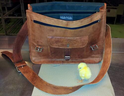 Vida Vida Satchels - loved by chicks everywhere!