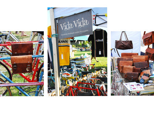 Viida Vida At Vintage Cycle Festival 2014