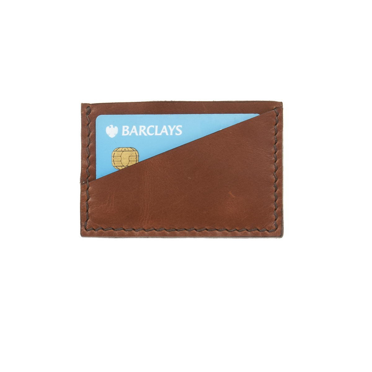 fathers day gift leather credit card holder
