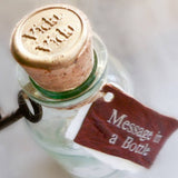 Bridesmaid Message In A Bottle Top