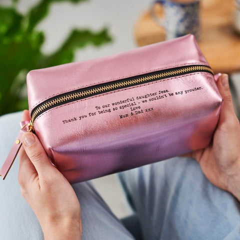 376c6e35f004 Make-up Bags in Leather Lots of Colours Including Naturals and Neons