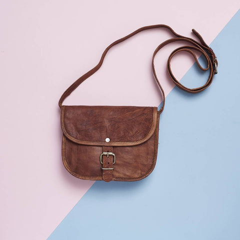 Mini Mini Leather Bag