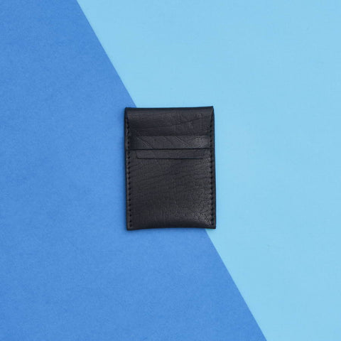Leather Credit Card Pouch