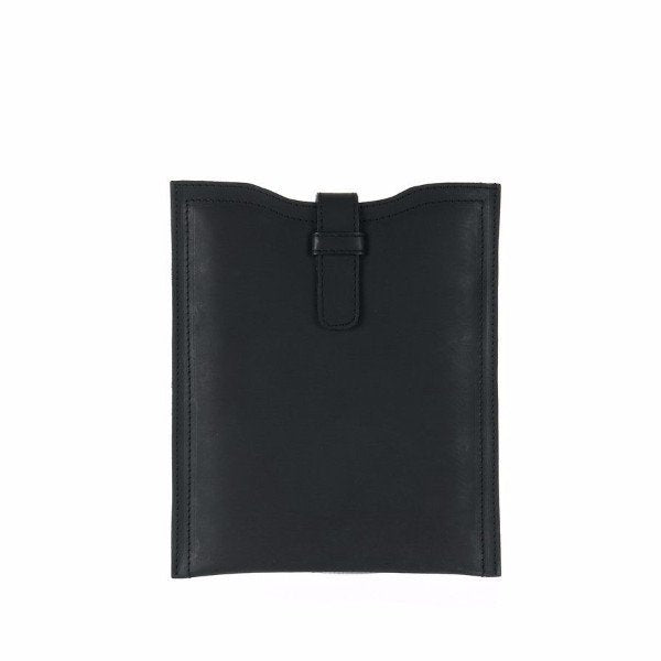 Black Leather Ipad Envelope