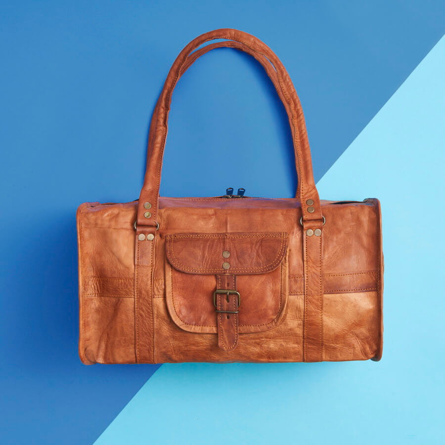 Large Range of Vintage-Inspired Leather Travel Bags 4d4eb6361d353
