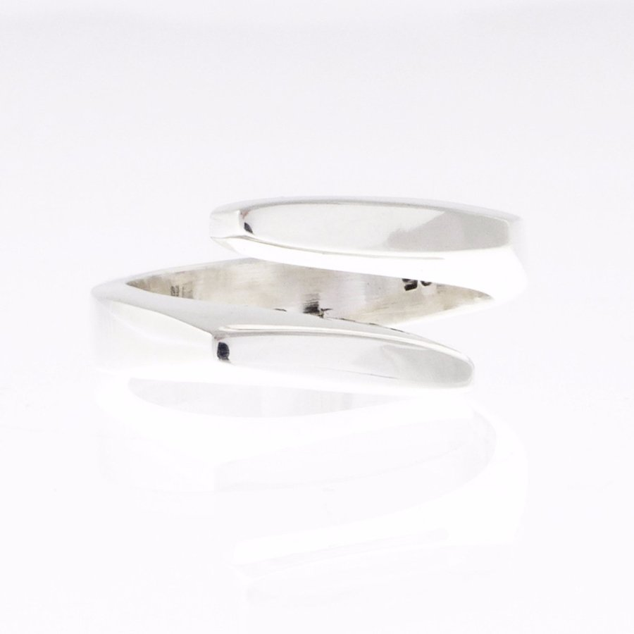 Silver ring Simple Band