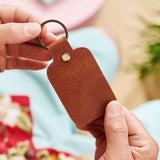 Luxury Leather Key Ring