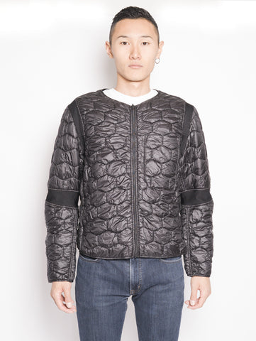 STONE ISLAND 420F1 GHOST PIECE_TANK SHIELD FEATURING STRETCH MULTI LAYER FUSION TECHNOLOGY Nero Trymeshop.it