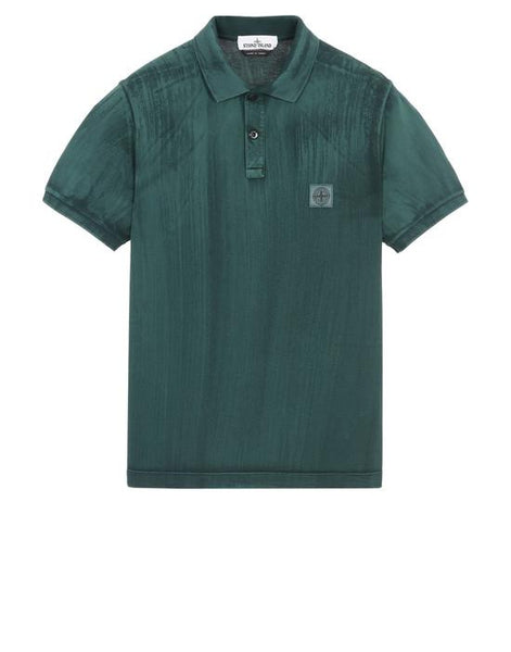 STONE ISLAND 24066 HAND BRUSHED COLOUR TREATMENT Muschio Trymeshop.it