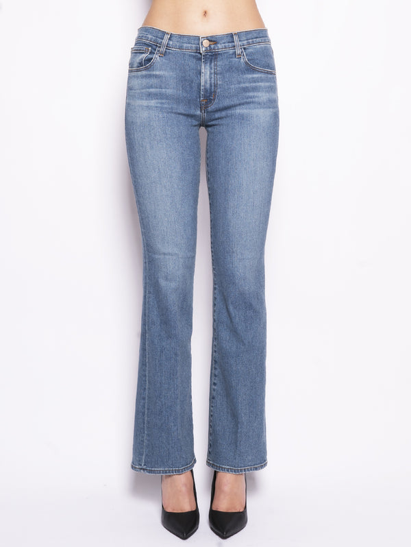 J BRAND-Jeans Sallie Mid-Rise Boot Cut Lovesick-TRYME Shop