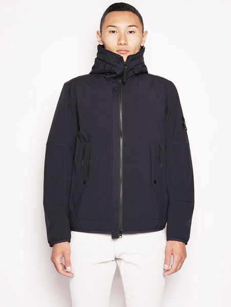 STONE ISLAND 41027 SOFT SHELL-R WITH PRIMALOFT® INSULATION TECHNOLOGY Blu Trymeshop.it
